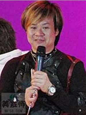 姓       名:赖维安 出生年代:60年代 代表风格:剪发为强项,发型秀图片