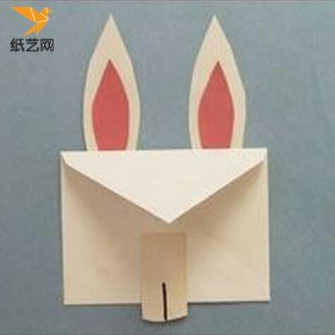 小朋友制作新年贺卡 儿童手工制作小兔子新年贺卡教程图解